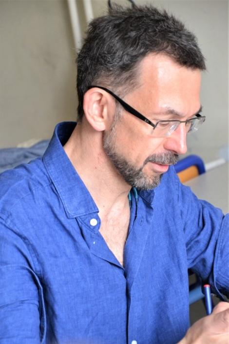 délibérations du jury espéranto : Istvan Ertl