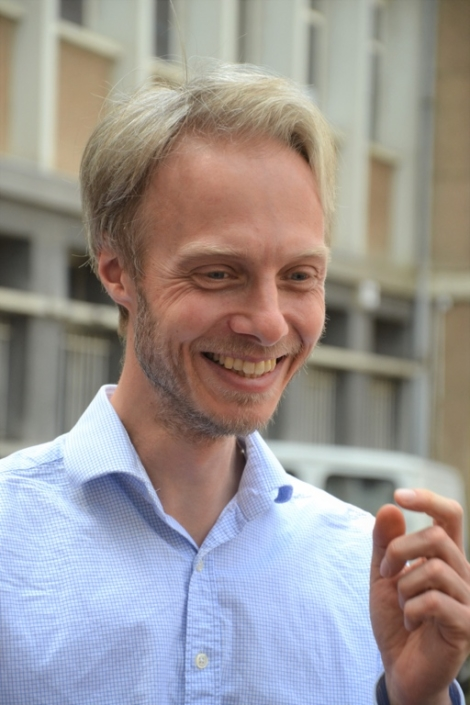 Jesper Jacobsen, Professeur des universités ENS