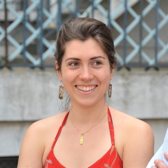 Jury Espéranto, Alizée Ville, en master économie à Paris 1 Sorbonne Panthéon - Paris