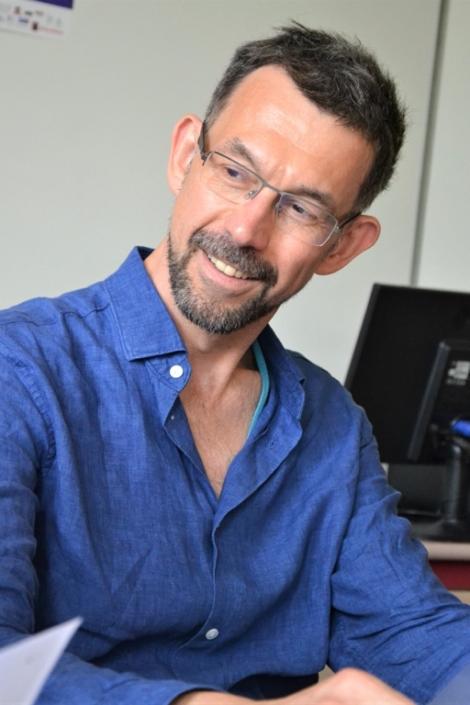 Jury Espéranto : Istvan Ertl, Traducteur auprès de la Cour des Comptes Européenne.
