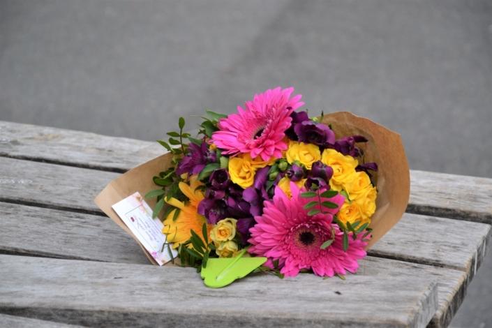 Un chouette bouquet