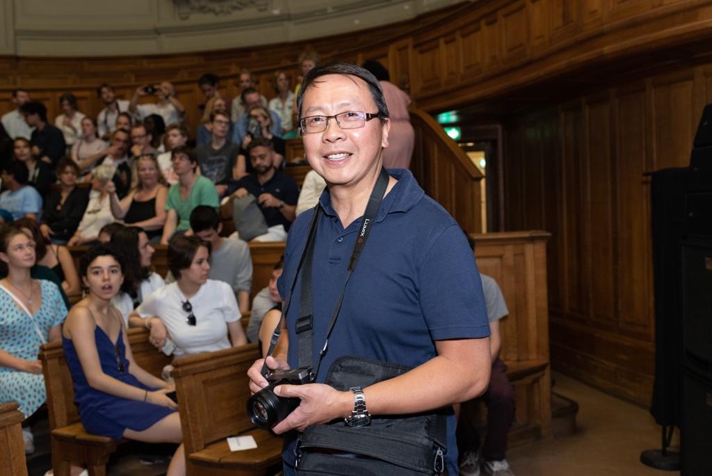 Guy Kuan, Directeur financier