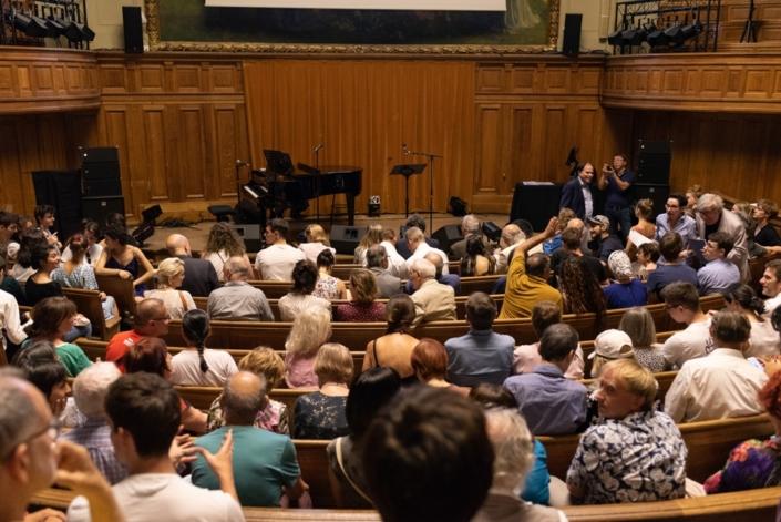 jeudi 4 juillet 2019, Escale Poésie et chanson à la Sorbonne