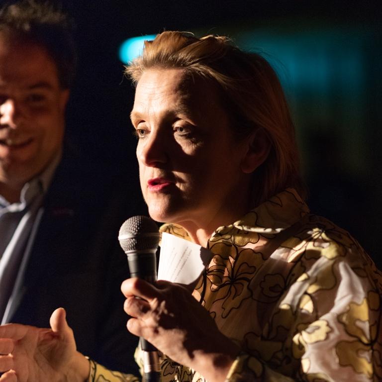 Florence Berthout, Maire du Vème arrondissement de Paris