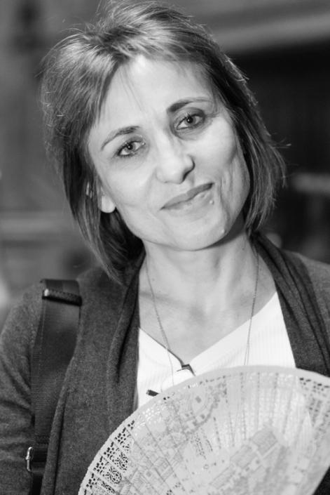 Laurence Bouvet, Présidente du Jury 2017