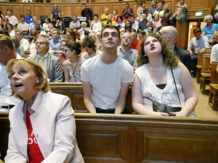 Proclamation du Palmarès 2019 jeudi 4 juillet 2019 à la Sorbonne