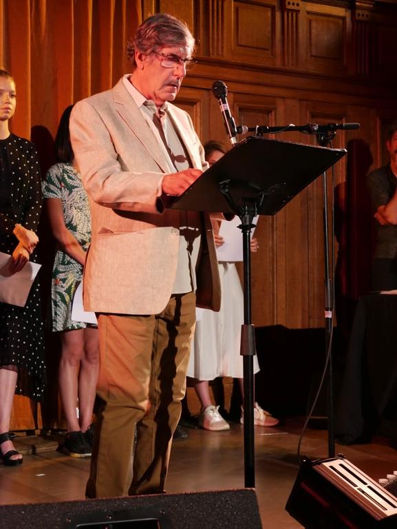 Bernard Menez, Membre du pré-Jury
