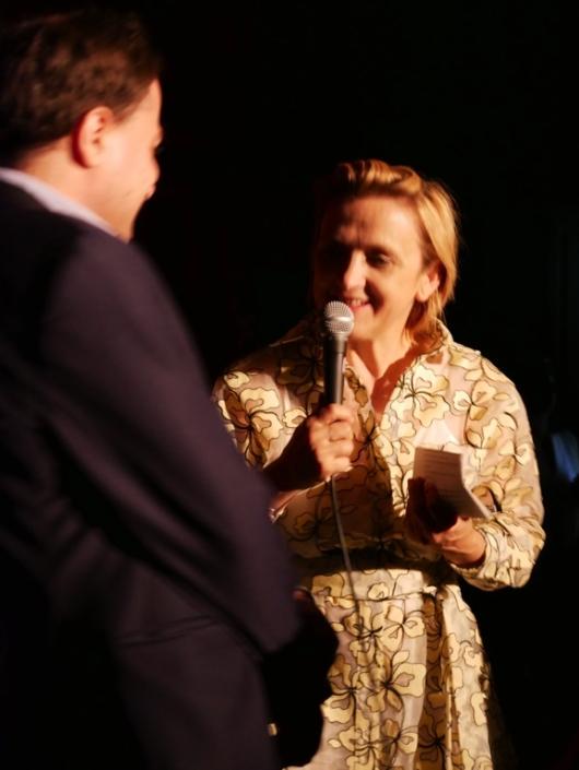Florence Berthout, Maire du Vème et Matthias Vincenot