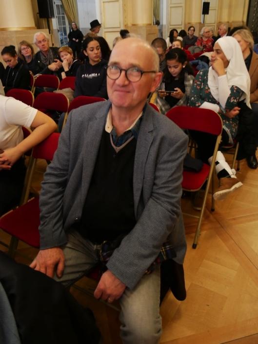 André Prodhomme, Poète, Président de Jury 2013 et Membre du Comité de lecture