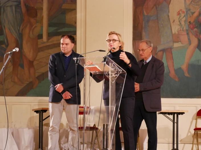 Florence Berthout, Maire du 5ème arrondissement de Paris, Conseillère régionale d'Île de France, Présidente du Fonds Régional d'Art Contemporain