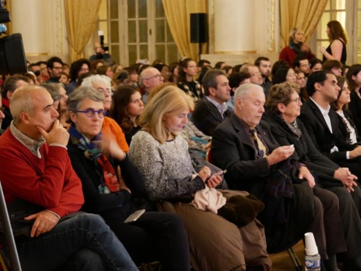 Laurence Dumont , Députée du Calvados, membre du Bureau de l'Assemblée Nationale, membre de l'UIP vice-Présidente du groupe du groupe d'amitié France-Turquie de l'Assemblée Nationale, membre du CH