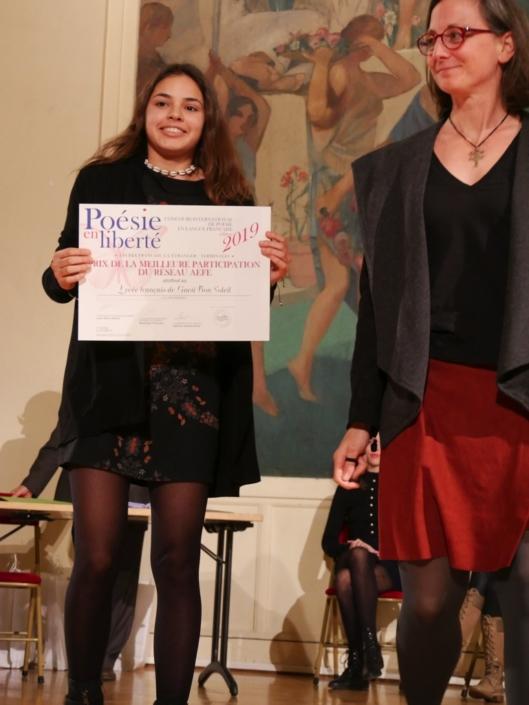 Lou Vicente et Clotilde Truffaut, Administratrice nationale MGEN, Chargée de mission Partenariats