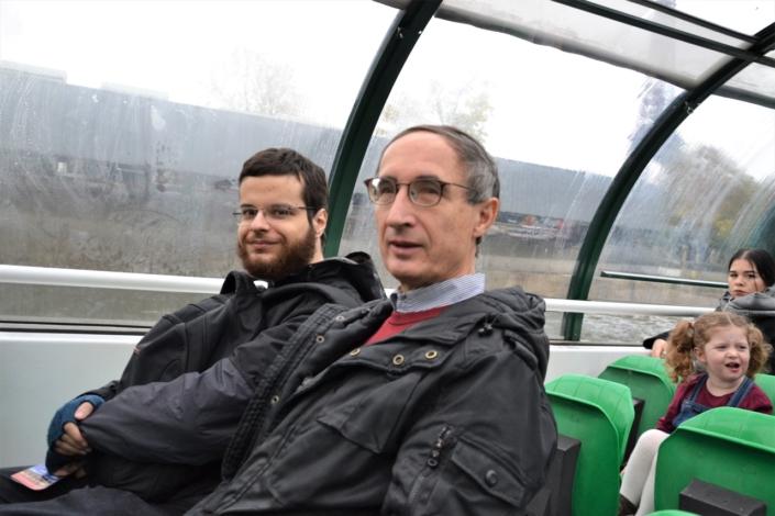 Miguel Rocha Bento et Gilles Tabard, Président délégué