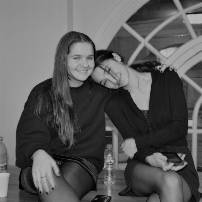 de Montréal à Paris : Adèle Gosset et Maya Berman