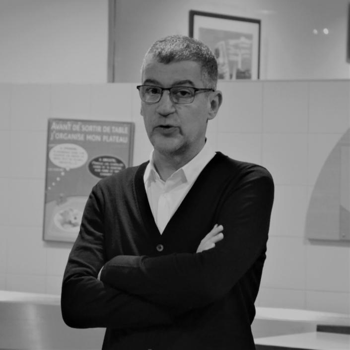 Philippe Le Guillou, Proviseur du Lycée Maurice Ravel, Vice-Président de Poésie en liberté