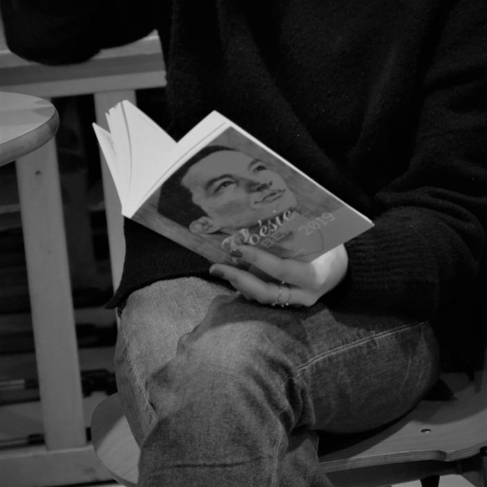 21ème édition pour l'anthologie 2019 de Poésie en liberté