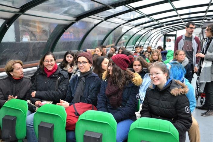 samedi 23 novembre 2019 sur les Vedettes du Pont-Neuf