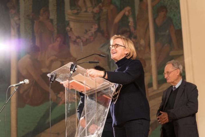 Discours de Florence Berthout, Maire du 5ème arrondissement de Paris, Conseillère régionale d'Île de France, Présidente du Fonds Régional d'Art Contemporain