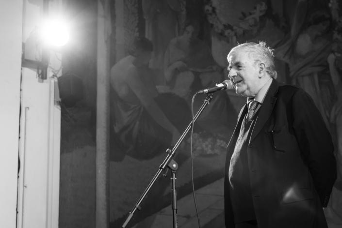 Jean-Marc Müller, Président fondateur de Poésie en liberté