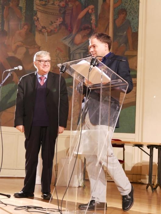 Jean-Marc Muller et Matthias Vincenot
