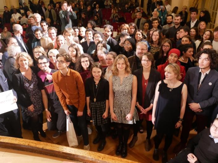 Poésie en liberté, Remise des Prix 2019, 21ème édition