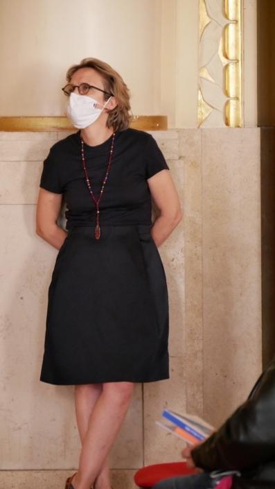 Florence Berthout, Maire du 5ème arrondissement de Paris
