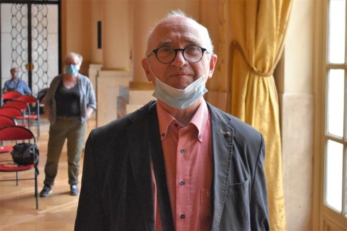 André Prodhomme, Président du Jury 2013 et 2021