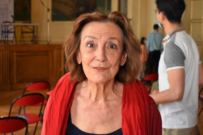 Lucienne Deschamps, Présidente du jury 2020