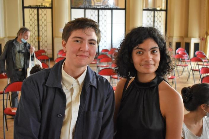 Selma Bendada et William