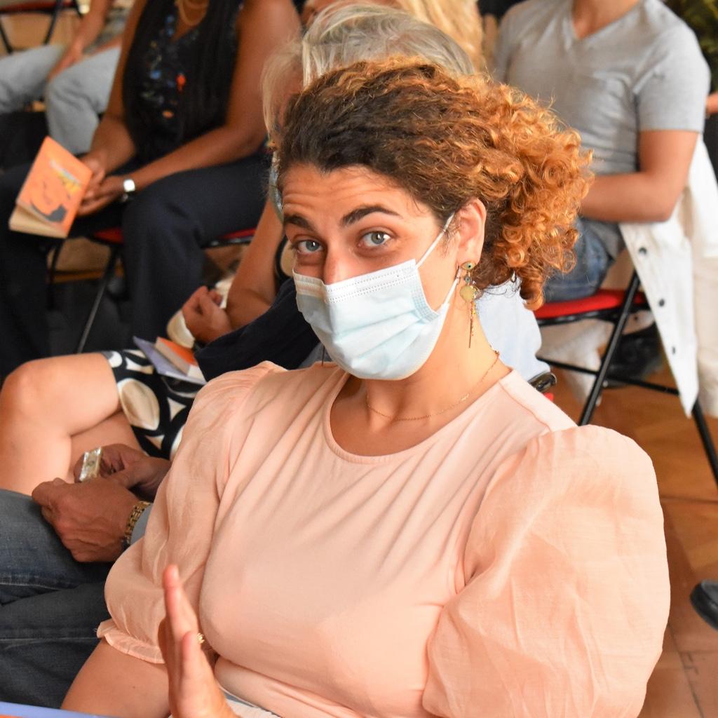Notre amie Nour Cadour, membre du Comité de lecture