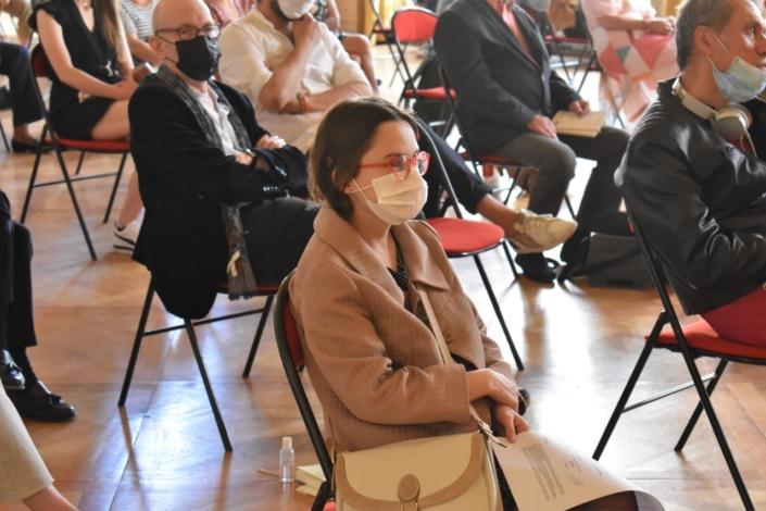Julie de Fontanges, éditrice du Mont Ailé