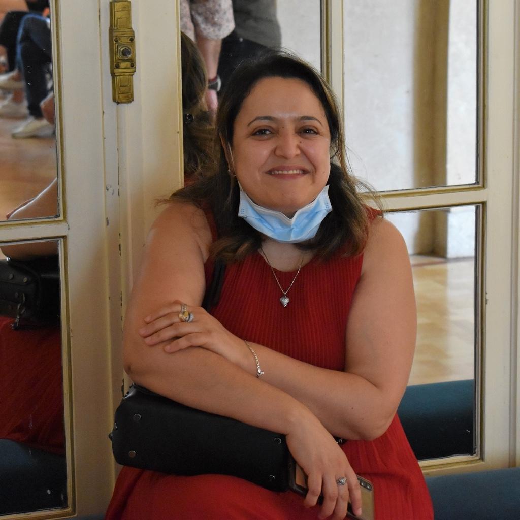 Lynda Aït Bachir, Déléguée générale, membre du Comité de lecture