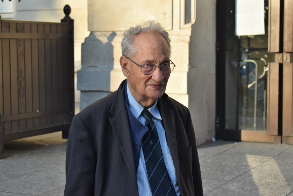 Pierre Brunel, de l'Académie des Sciences morales et politiques, Professeur émérite à la Faculté des Lettres de Sorbonne-Université