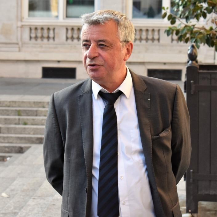 Frédéric Jacquot, Adjoint au Maire du 15ème arrondissement de Paris, chargé de la culture