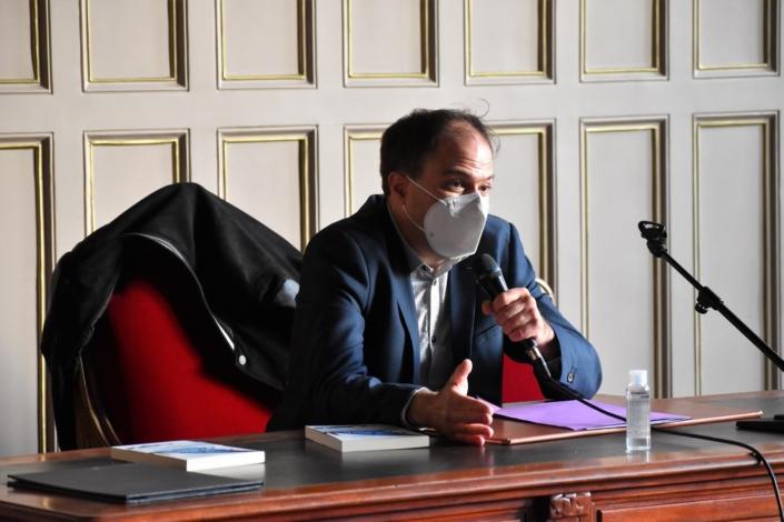 Matthias Vincenot, directeur artistique, coordinateur du Comité d'honneur