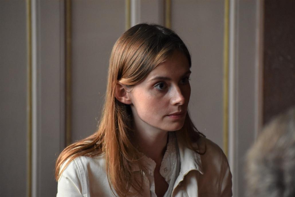 Aziliz LE CORRE, journaliste (Le Figaro)
