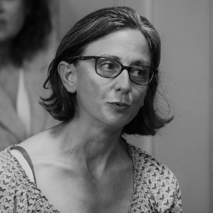 Clotilde Truffaut, présidente de la MGEN SEM