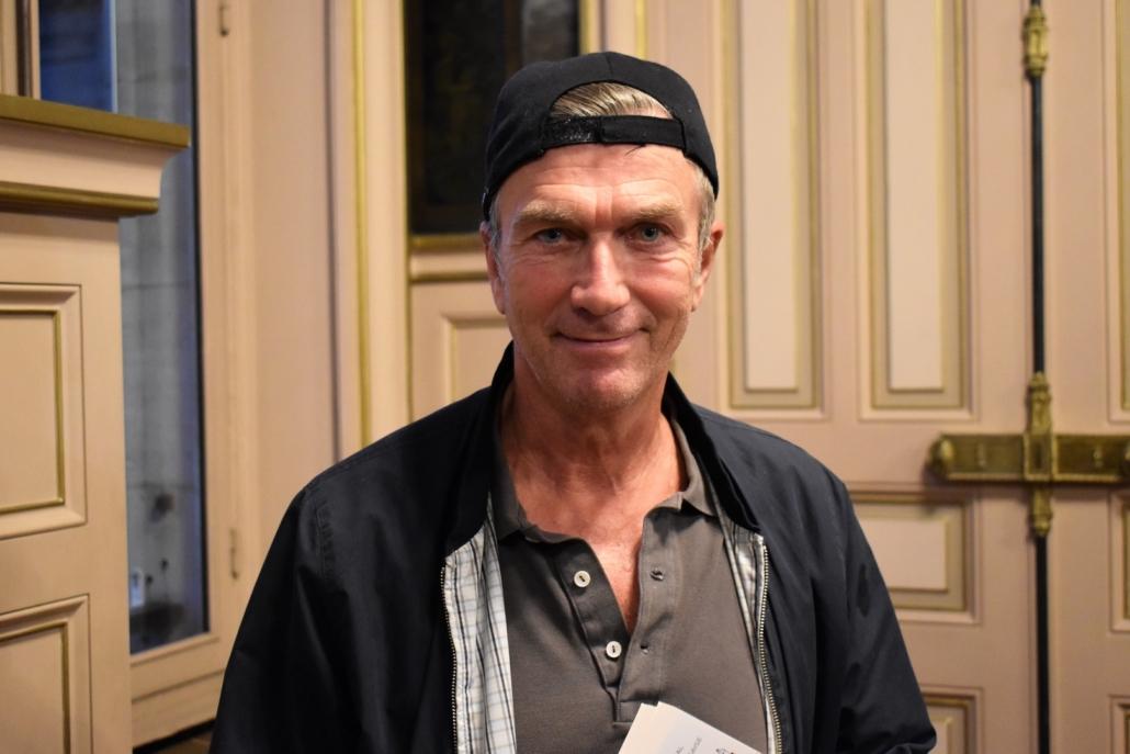 Philippe Caroit, comédien
