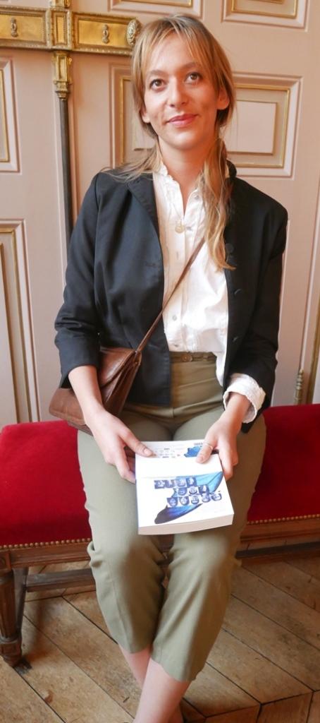 Marcia Higelin, auteure compositrice interprète