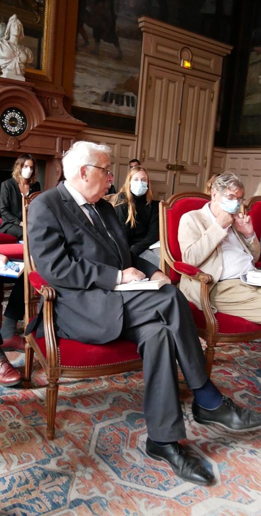 Jean-Pierre Sueur, ancien ministre, sénateur du Loiret, vice-président de la Commission des Lois du Sénat